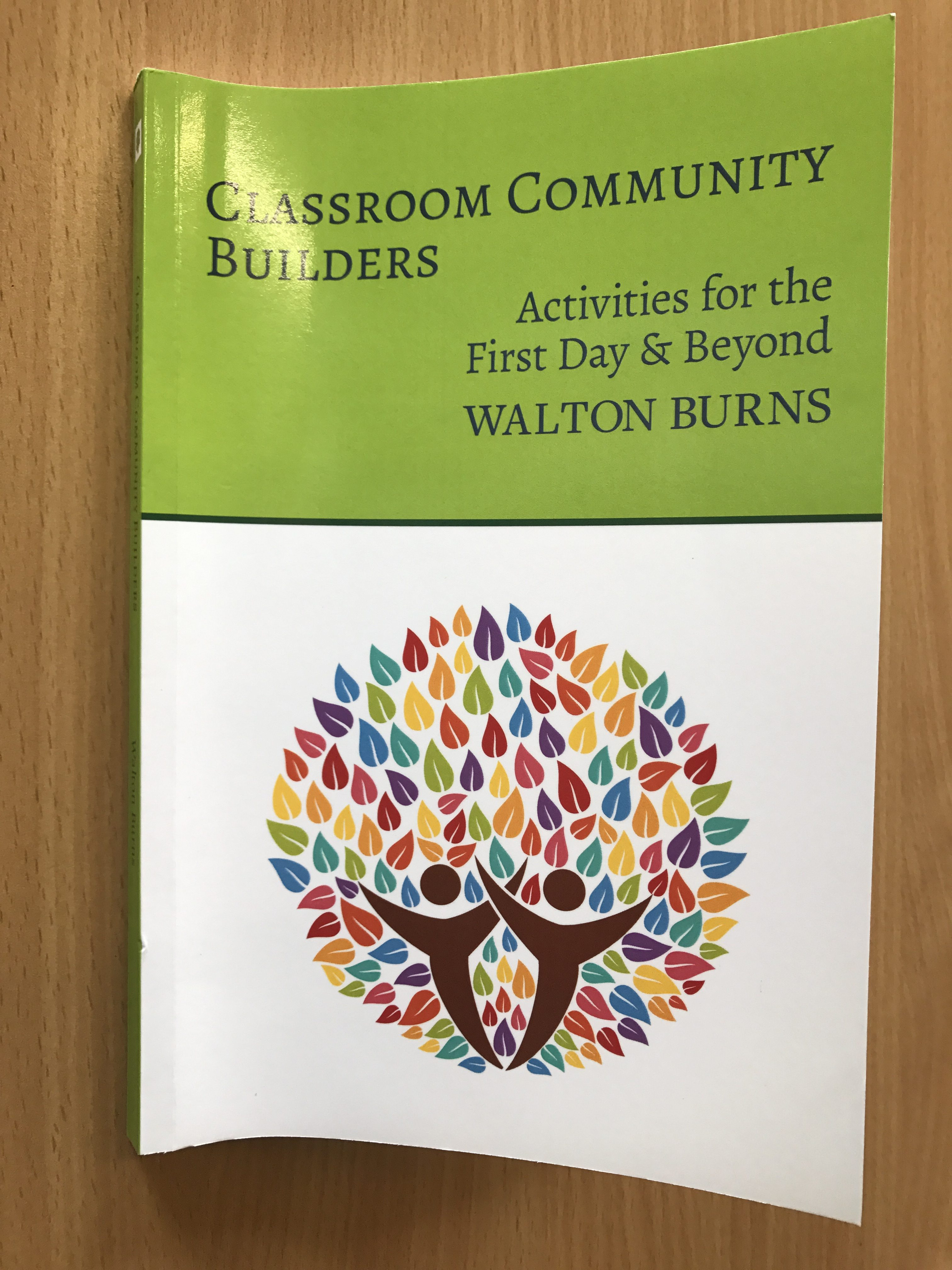 classroom community builders  book review